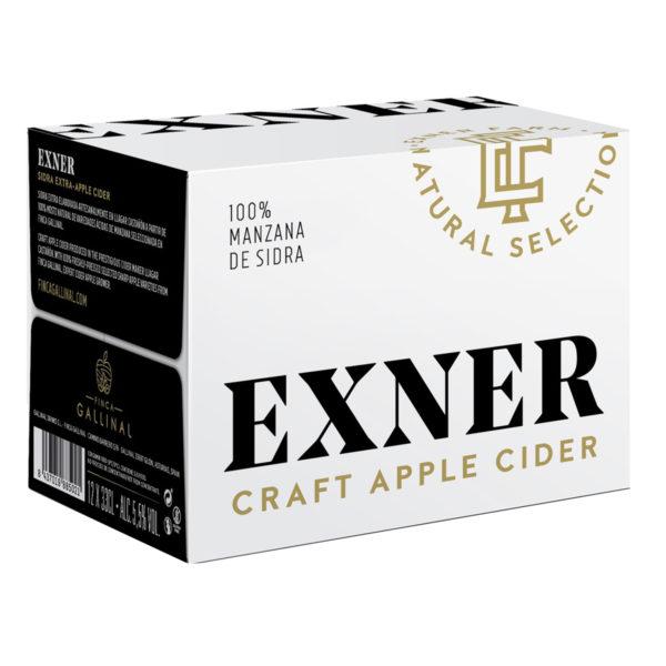 Caja de 12 Exner